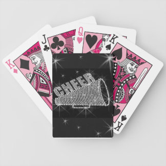 Cheer Playing cards,  Copyright Karen J Williams Bicycle Playing Cards