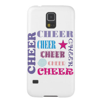Cheer Repeating Galaxy S5 Cover