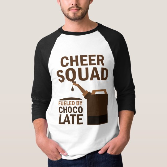 Cheer Squad Gift (Funny) T-Shirt