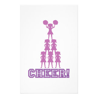 Cheer Squad Stationery