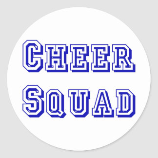 Cheer Squad Stickers