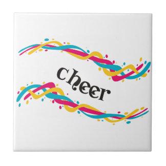 Cheer Twists Ceramic Tile