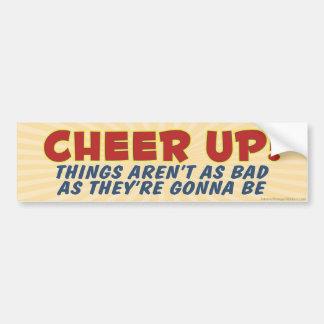 Cheer Up! Bumper Sticker