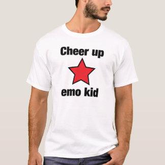 Cheer up emo kid T-Shirt