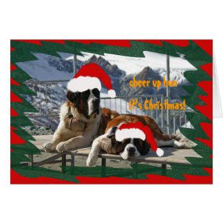 cheer up hun, it's Christmas! Card