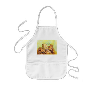 Cheer up! kids' apron