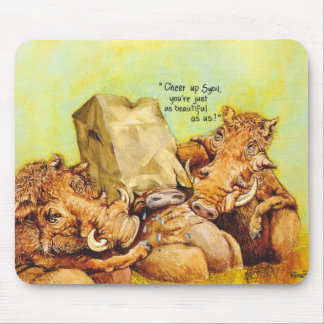 Cheer up! mouse pad