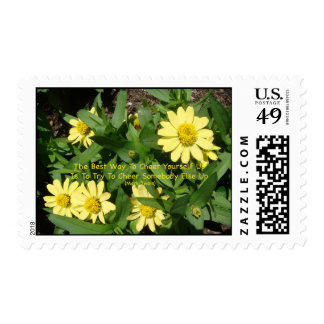 Cheer Up Postage Stamps