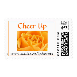 Cheer Up postage stamp