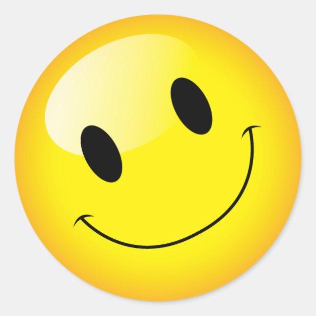 Happy Face Emoji Gifts on Zazzle