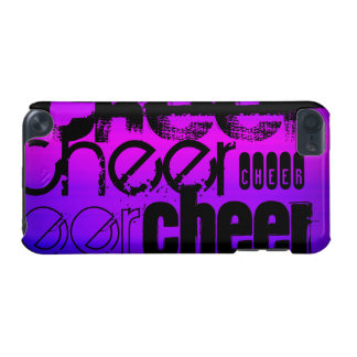 Cheer; Vibrant Violet Blue and Magenta iPod Touch 5G Covers
