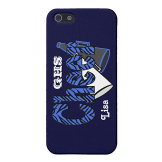Cheer Zebra Style Case For iPhone SE/5/5s
