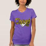 Cheer Zebra Style T Shirts