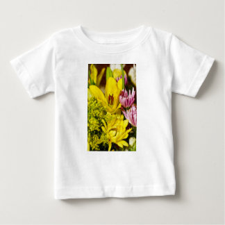 Cheerful Bouquet Painterly Infant T-shirt