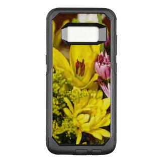 Cheerful Bouquet Painterly OtterBox Commuter Samsung Galaxy S8 Case