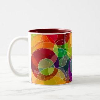 Cheerful Bubbles Mug