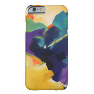 Cheerful Cascade Barely There iPhone 6 Case