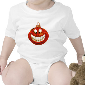 Cheerful Christmas Ornament Tees