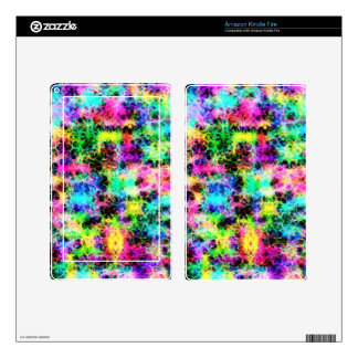 cheerful colors skins for kindle fire