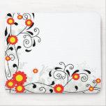 Cheerful Corner Mouse Pad