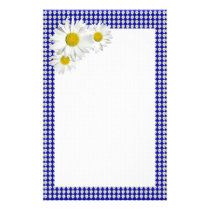 Cheerful Daisy Stationary Stationery