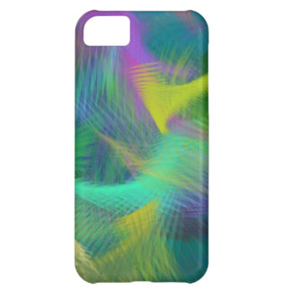 Cheerful Fun Color Abstract Case For iPhone 5C