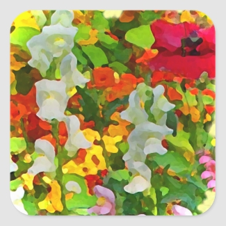 Cheerful Garden Colors