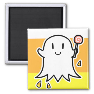 Cheerful Ghost Magnet