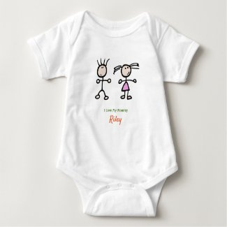 Cheerful Kids Baby Bodysuit