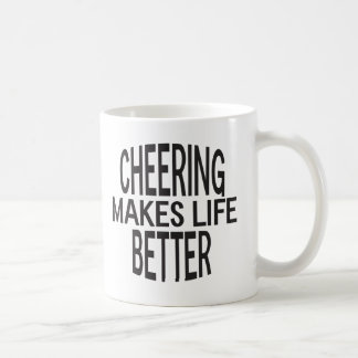 Cheering Better Mug - Assorted Styles & Colors
