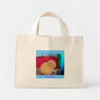Cheerio ( hamster) tote bag