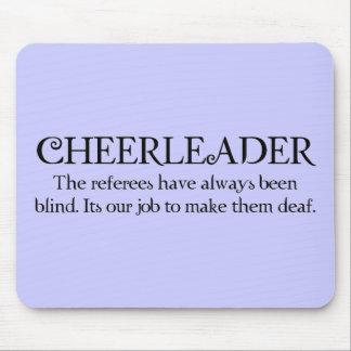 Cheerleader1 Mousepad Alfombrilla De Ratones
