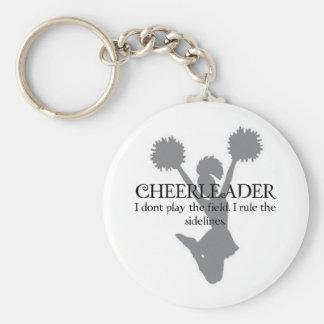 Cheerleader2 keychain