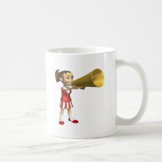 Cheerleader 3 coffee mug