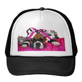 Cheerleader Boxer hat