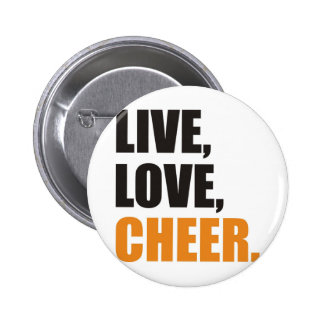 cheerleader pinback buttons