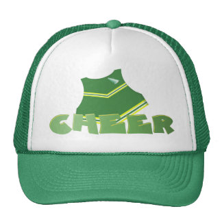 Cheerleader Cap Hat
