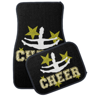 Cheerleader Car Mat