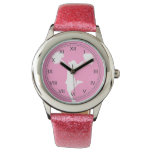 Cheerleader Cheering with Customizable Background Watch