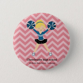 Cheerleader, choose your own background color button