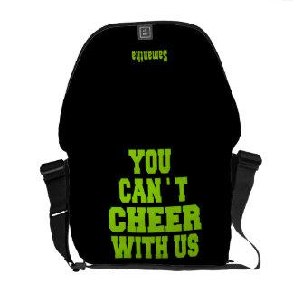 Cheerleader Courier Bag