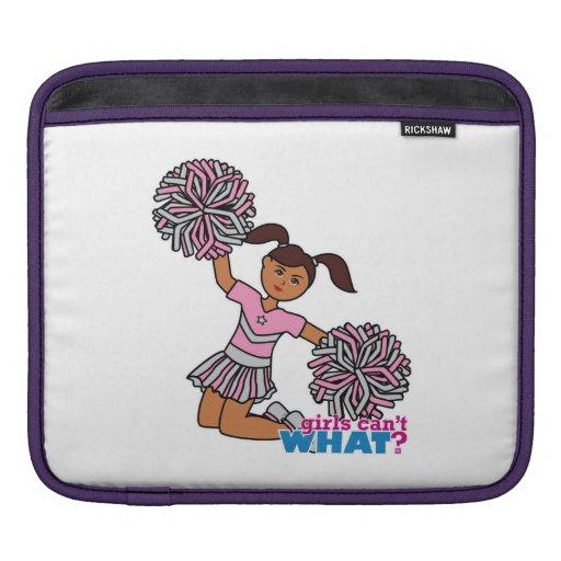 Cheerleader - Dark iPad Sleeve