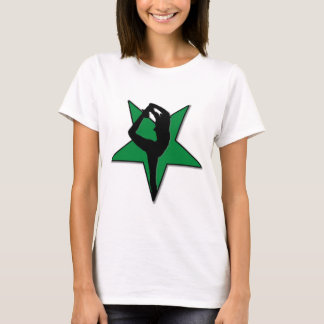 Cheerleader flyer t-shirt