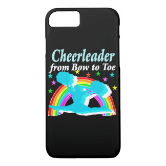 CHEERLEADER FROM BOW TO TOW iPhone 7 CASE