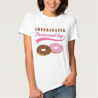 Cheerleader Funny Gift T-Shirt