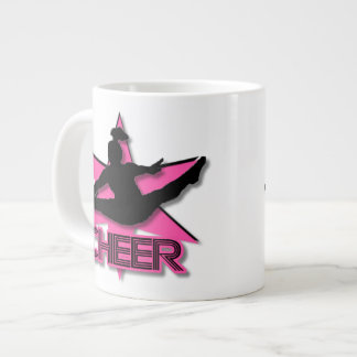 Cheerleader Giant Coffee Mug
