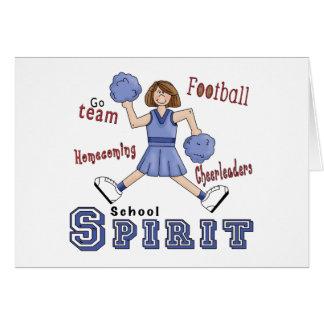 Cheerleader Gift Card