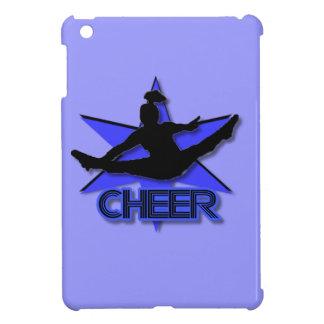 Cheerleader in blue  ipad Mini Case
