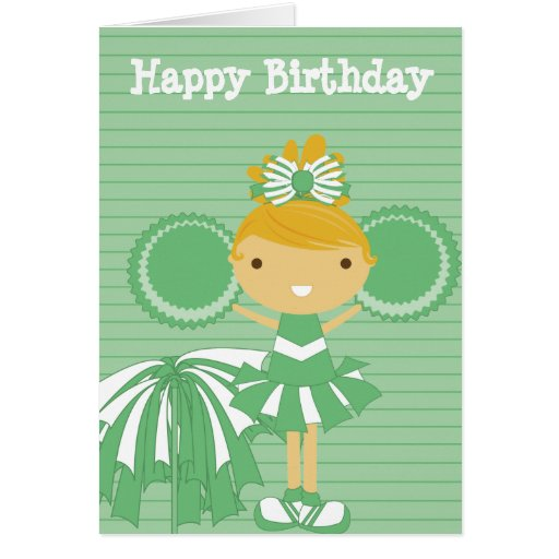 Cheerleader In Green Personalized Birthday Cards  Zazzle. Fascinating Google Docs Resume Template. Task List Template Word. Book Writing Template Word. Bible Study Journal Template. Doctors Note Template Word. Meal Plan Template Excel. Printable Gift Card Template. First 90 Days Plan Template
