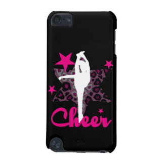 Cheerleader in pink iPod touch (5th generation) cover